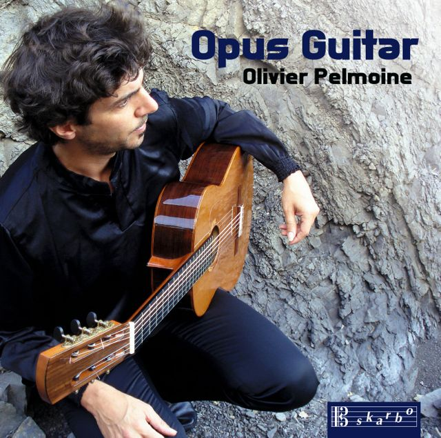 image CD opus guitar